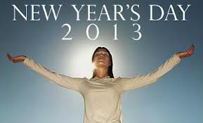 Great the New Year with open arms!